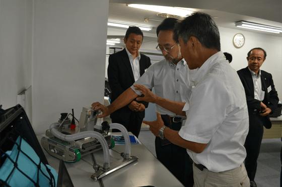 ロボット清掃技士(ECCR)技術講習会
